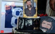 تصاویر: جشن تولد متفاوت علی انصاریان بر سر مزارش