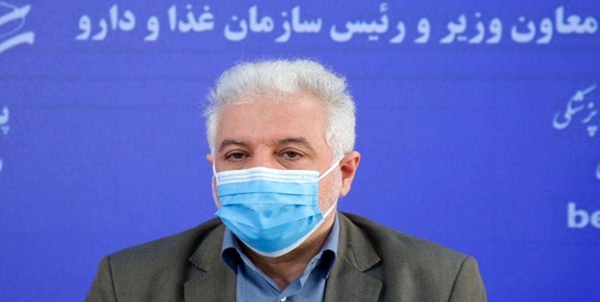 اولین دریافت کنندگان واکسن کرونا در ایران