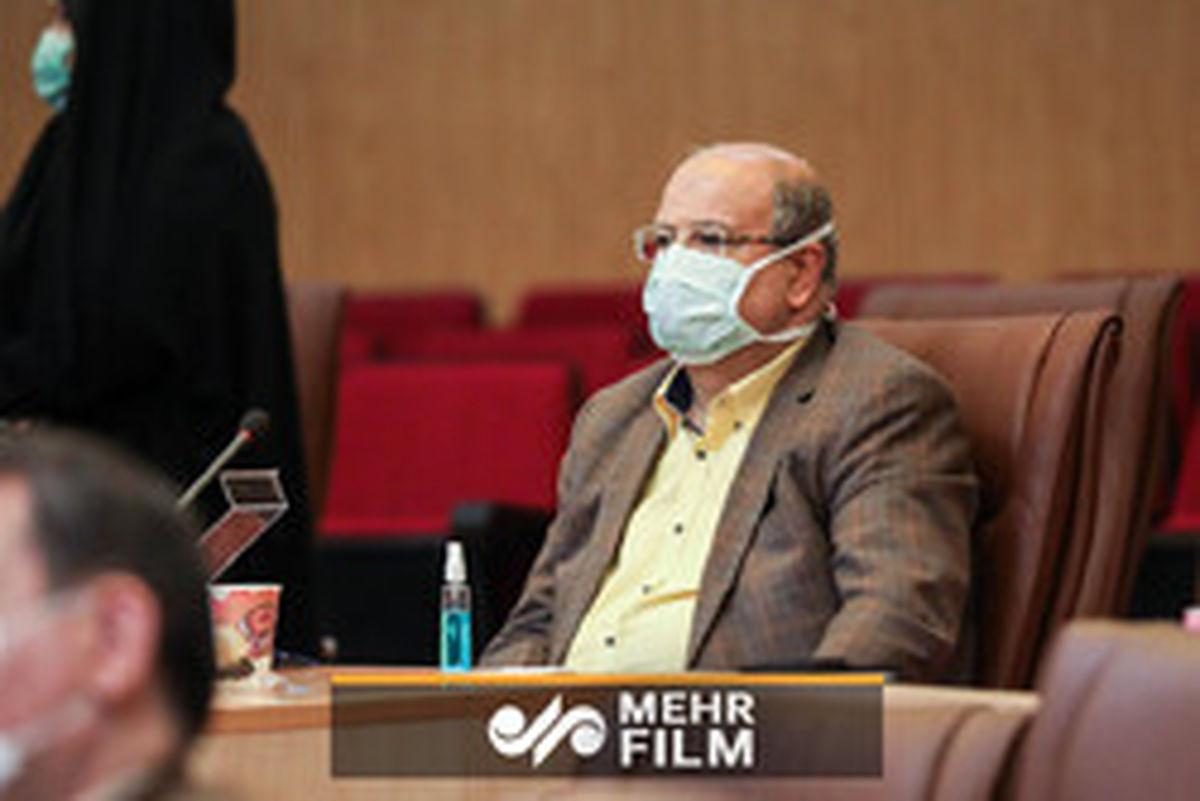 ابتلای ۷ نفر به کرونای انگلیسی در تهران +فیلم