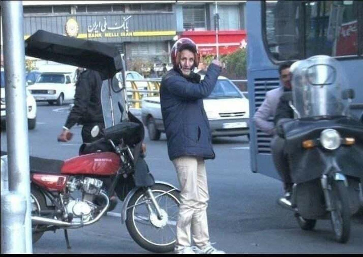 عکس تلخ از یک پرسپولیسی/ بازیکن معروف چادرنشین شد!
