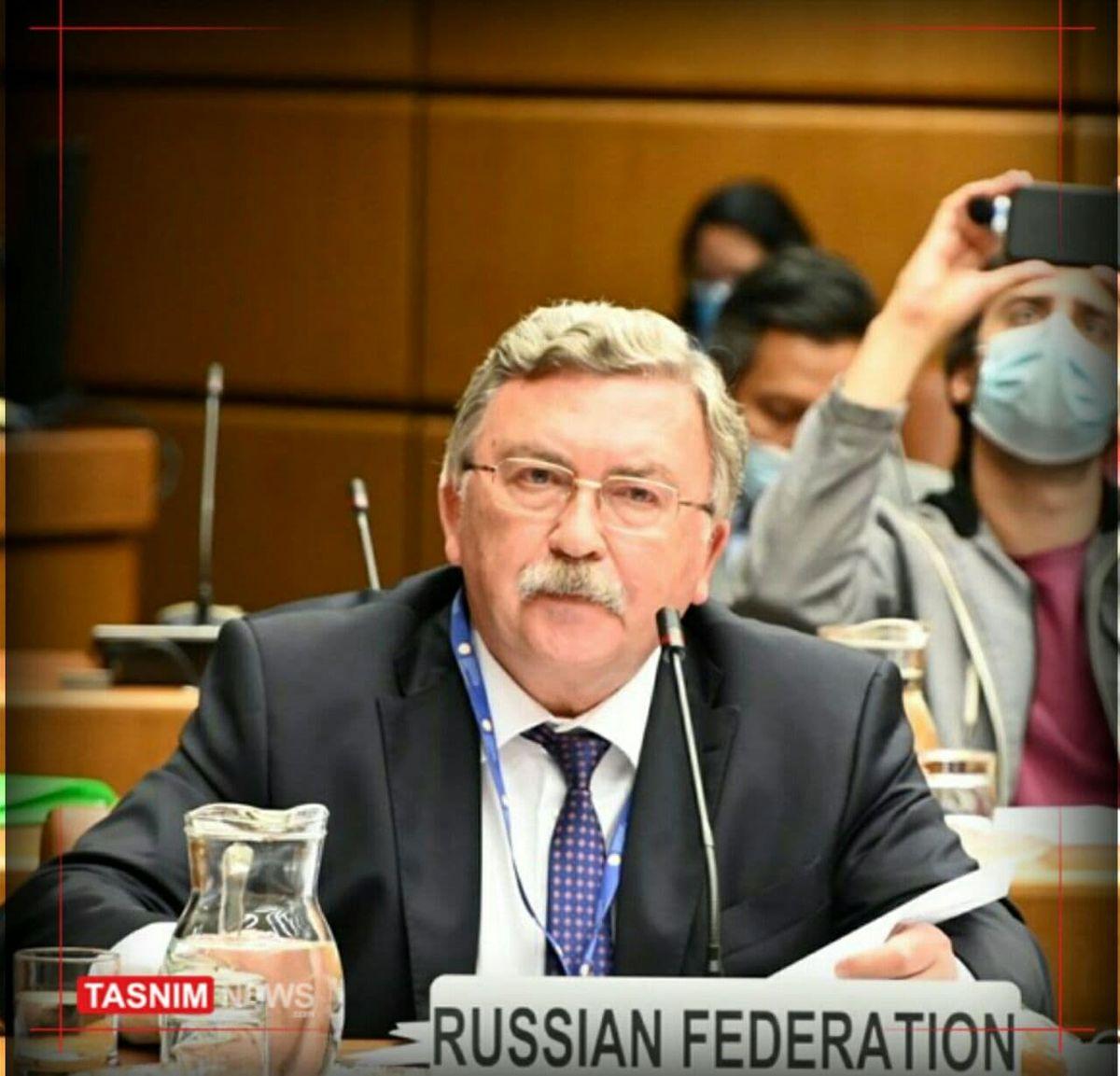 واکنش اولیانوف به استقبال فرانسه از واکسن روسی