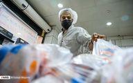 تصاویر: تنظیم بازار با ۱۷۰۰ تُن مرغ