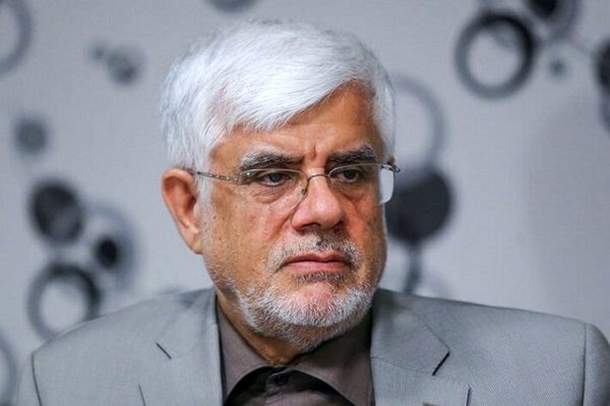 عارف: ظریف اصلاحطلب به معنای سیاسی نیست