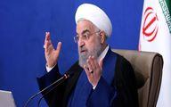 روحانی: دشمن با توطئه اقتصادی در سال ۹۷ بهدنبال فروپاشی اقتصاد و کشور بود که شکست خورد