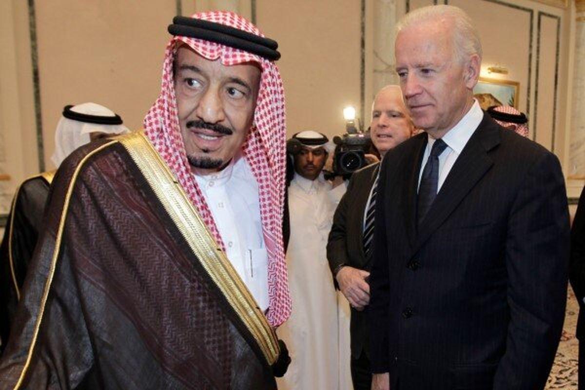 استراتژی بایدن در قبال عربستان