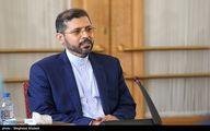خطیبزاده: اتهام نتانیاهو علیه ایران را قویاً رد میکنیم