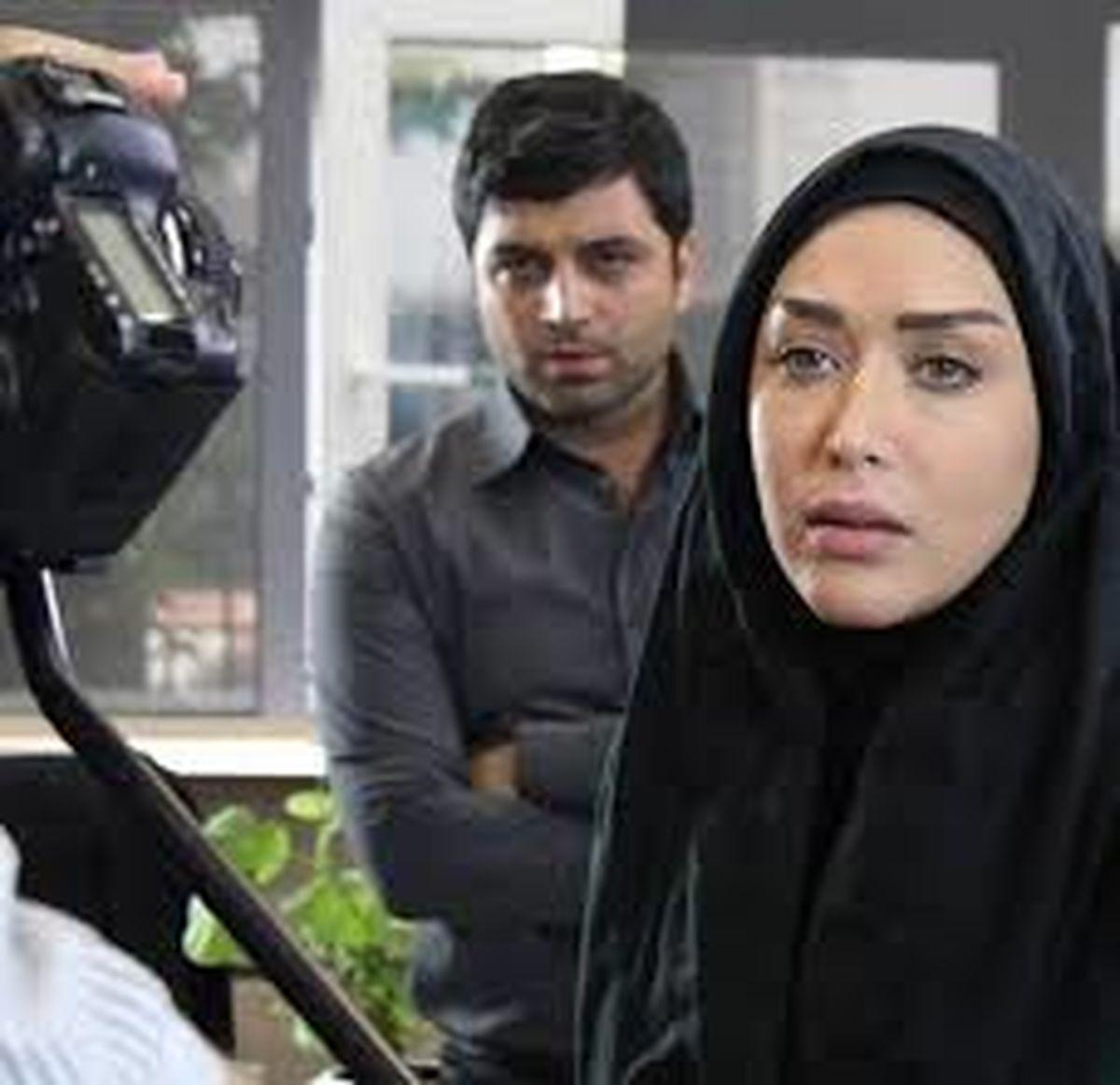 ماجرای دزدی و تخریب ماشین سارا منجزی پور بازیگر تلویزیون! +فیلم