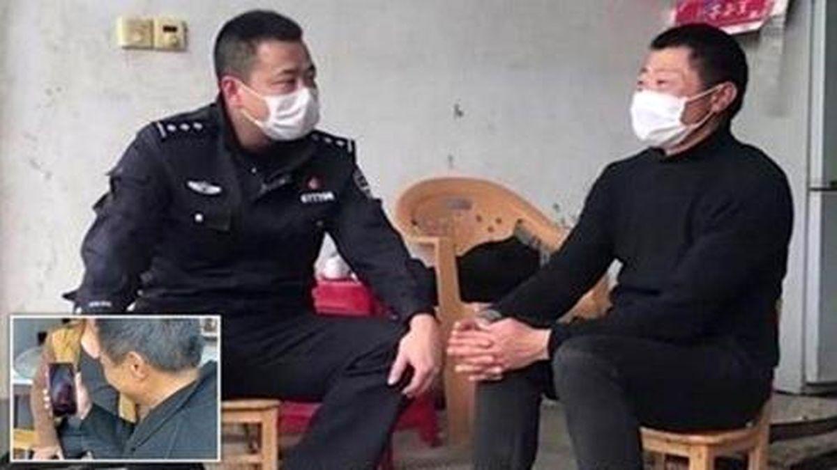 کرونا حافظه مرد چینی را پس از ۳۰ سال بازگرداند +عکس