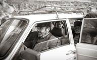 انتشار تصویری عجیب از پشت صحنه فیلم ایرانی +عکس