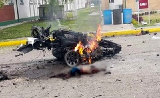 حمله انتحاری در کلمبیا