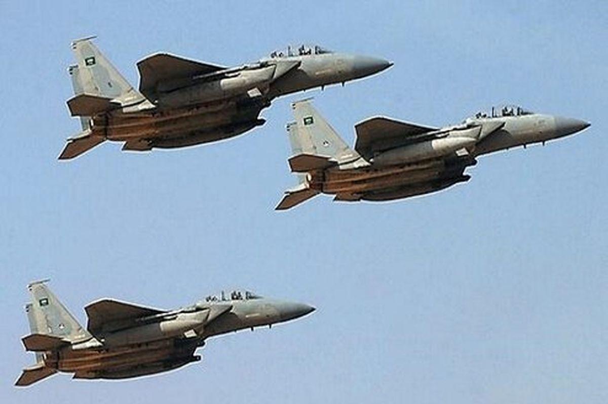 حملات شدید جنگندههای سعودی به «صعده» یمن
