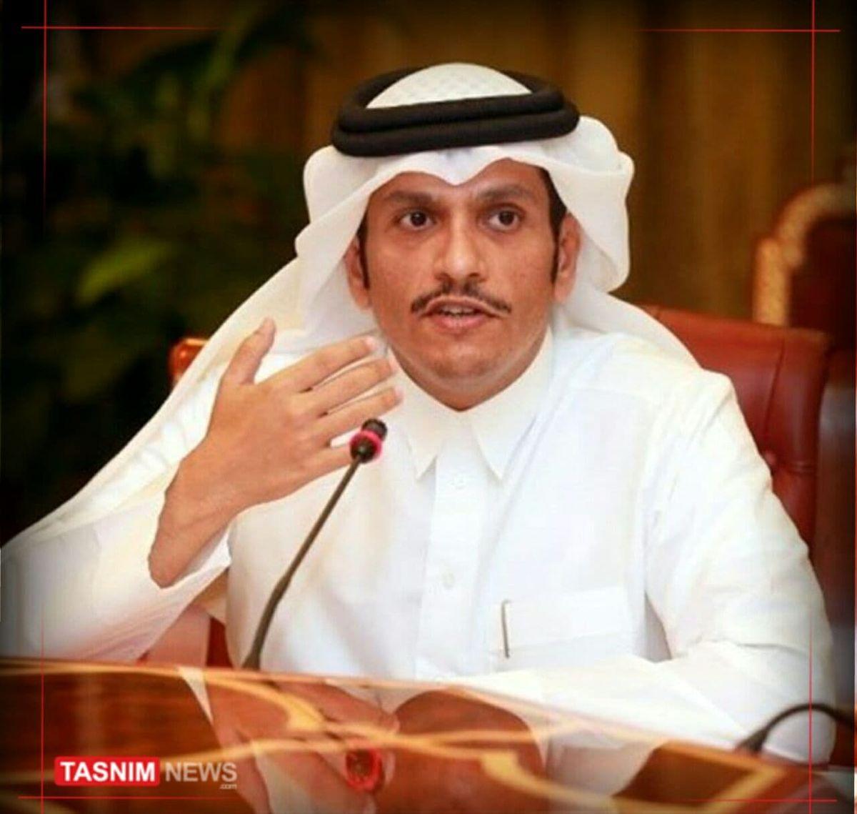 قطر: تماس با ایران و آمریکا برای تنشزدایی ادامه دارد