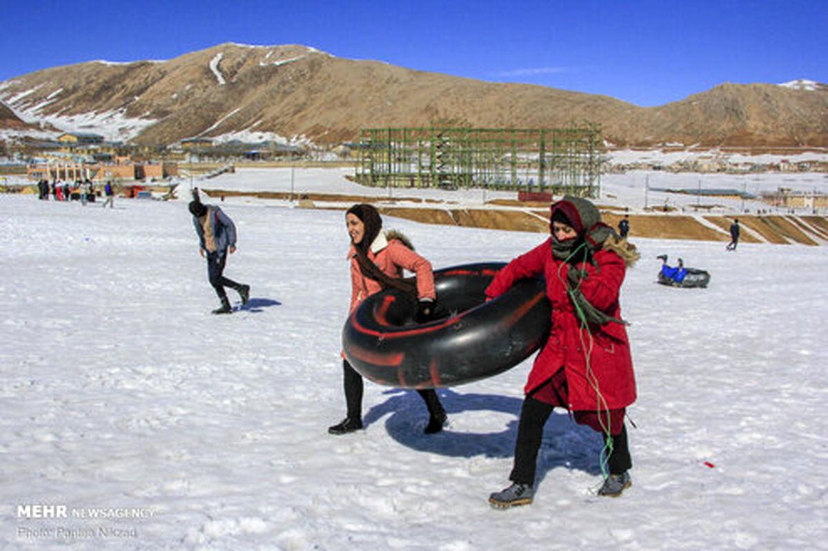 تصاویر: تفریح لاکچری مردم در چهارمحال و بختیاری