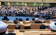 عکس: سیدحسن خمینی و جهانگیری در مراسم سالگرد آیتالله هاشمی