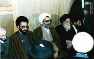تصویری قدیمی از مرحوم حبیبی