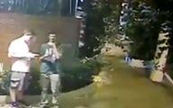فیلم: زنده به گور شدن مرد جوان با ریزش ناگهانی ساختمان