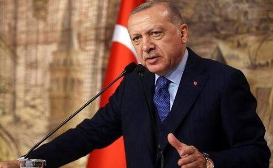هشدار اردوغان به یونان: از سر راهمان کنار برو!