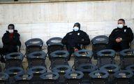 دراگان اسکوچیچ در ورزشگاه آزادی +عکس