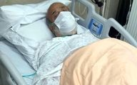 وضعیت شیخ حسین انصاریان پس از ابتلا به کرونا +عکس
