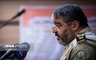 سردار جلالی: قدرت موشکی و پهپادی امروز ایران، ثمره تحریمهای آمریکایی هاست