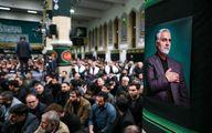 غایب بزرگ مراسم امشب در حضور رهبر انقلاب +عکس