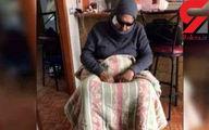 شهرداری که معلول شد تا مچ کارمندانش را بگیرد! +عکس