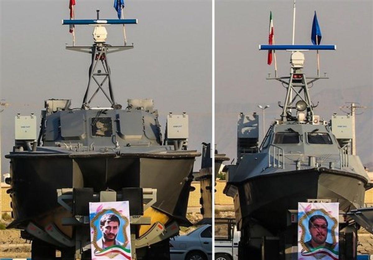 دست پرِ سپاه در حراست از خلیج فارس +تصاویر