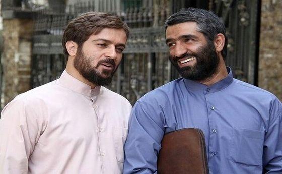 گریم عجیب «احمد مهرانفر» در فیلم «دینامیت» +عکس