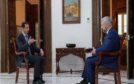 بشار اسد: بسیاری از کشورهای عربی با ما رابطه دارند اما از ترس آمریکا علنی نمیکنند