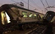 افزایش کشتههای حادثه خروج قطار «زاهدان - تهران»