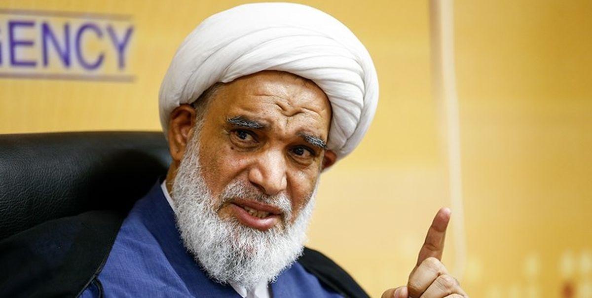 پیام عربی آیتالله کعبی به مردم خوزستان