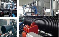 تولید و عرضه انواع لوله های پلیمری در صنعت آب و فاضلاب