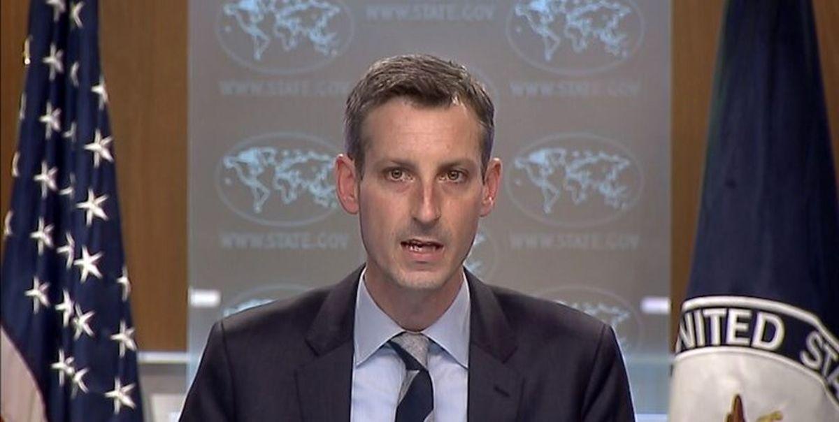 واکنش واشنگتن به اقدام روز سهشنبه ایران