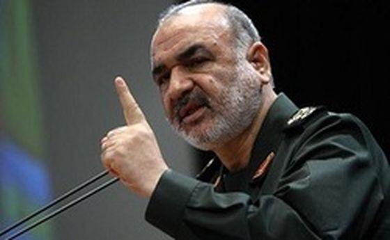 سردار سلامی: دشمن ابدا قادر به انتخاب گزینه نظامی علیه ایران نیست