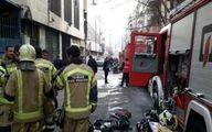 اتفاقی عجیب در محل حادثه ساختمان وزارت نیرو +عکس
