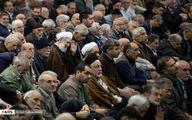 عکس: حجت الاسلام صدیقی در میان صفوف نماز جمعه