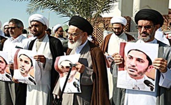 اتمام حجت علمای بحرینی با رژیم آلخلیفه