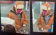 سرقت از بانک تنها با یک یادداشت! +عکس