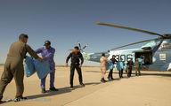 تصاویر: امداد رسانی به سیل زدگان سیستان