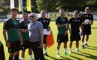 رقیب استقلال به مصاف تیم اتریشی میرود