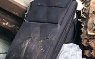 کشف جسد برهنه دو زن در یک کیف سیاه