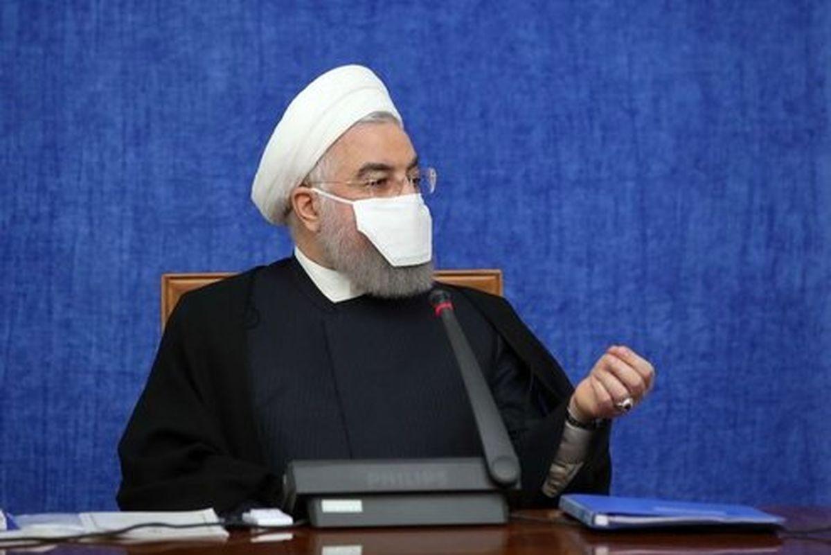 فوری: دستور روحاني براي تعطيلي شهرها / مغازه ها از چه ساعتی تعطيل مي شوند؟