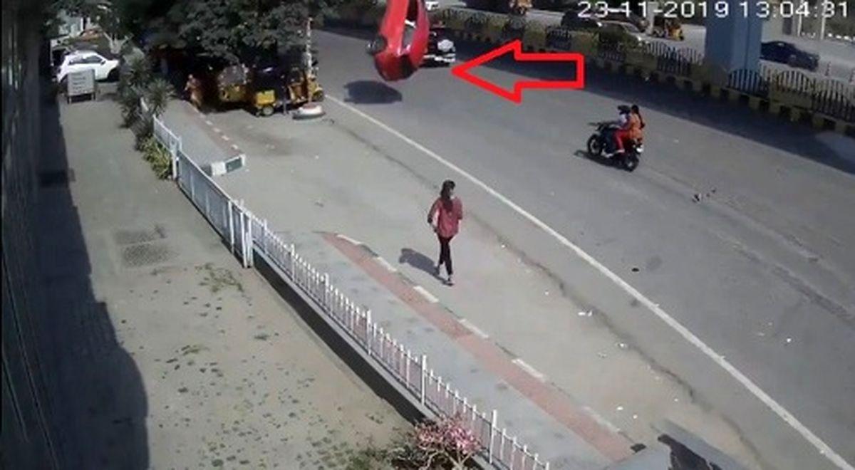 فیلم: عاقبت تخته گاز با خودرو مرگ!
