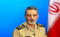 فرمانده کل ارتش: باید آدرس دقیق را به آیندگان بدهیم