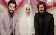 پژمان بازغی با تیپ متفاوت در سریال تلویزیونی +عکس