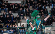 گزارش تصویری: تعزیهخوانی در تکیه ارمغانخانه زنجان