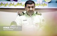 روایت فرمانده انتظامی خوزستان از اوضاع بهبهان