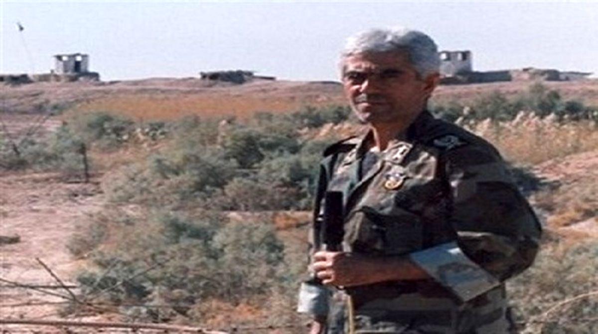 جایزه ۱۰۰ میلیون تومانی صدام برای سر فرمانده ایرانی! +عکس