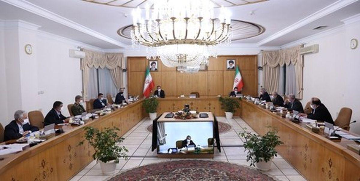 موادی از لایحه بودجه سال ۱۴۰۰ در هیات وزیران بررسی و تصویب شد