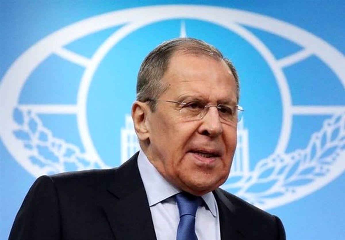 افشاگری لاوروف درباره سقوط هواپیمای اوکراینی